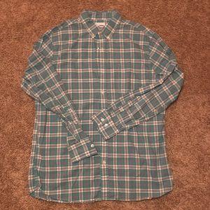 Sonoma Plaid dress shirt